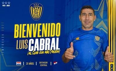HOY / Con Cabral, Luqueño se acerca a la docena de contrataciones