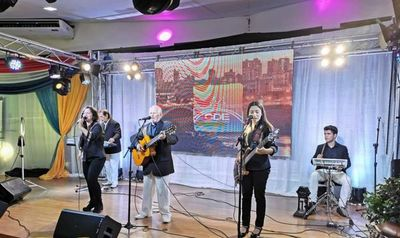 Festival por aniversario de CDE en modo COVID