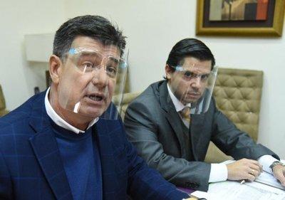 Efraín Alegre acatará orden de prisión preventiva