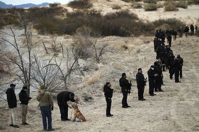 Más de 82.000 personas han desaparecido en México entre 2006 y 2021