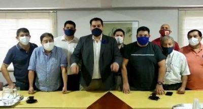 Liberales del Alto Paraná repudian prisión de Alegre