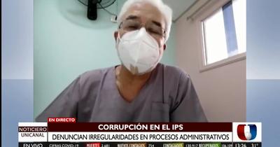 Jugosos aumentos en IPS no son para el personal médico