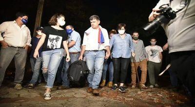Critican movida mediática e histriónica de Alegre para presentarse a la Justicia