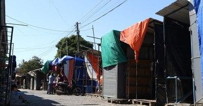 La Nación / COVID-19 convierte en pueblo fantasma una localidad paraguaya fronteriza con Argentina
