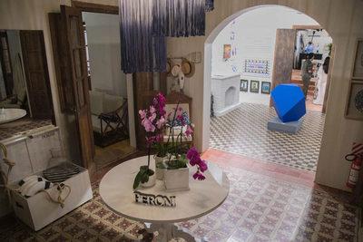La arquitectura de San Bernardino se celebra en Casa Di Peroni