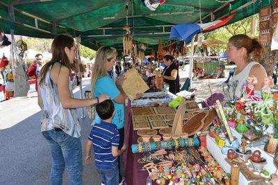 Organizan feria de artesanía y gastronomía este fin de semana