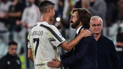 'Ronaldo puede hacer lo que quiera en su tiempo libre', dice Pirlo