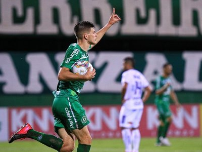 Chapecoense conquista el título de la Serie B de Brasil
