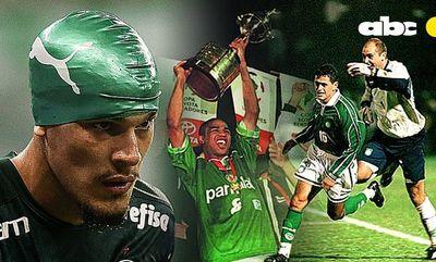 """Gustavo Gómez y el """"quiero repetir lo que hizo Francisco Arce"""" en la Libertadores 1999"""