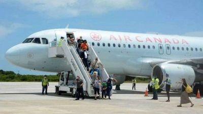 Canadá suspende vuelos a Cuba debido a la pandemia