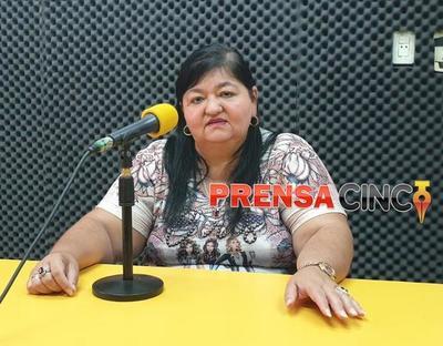 Zuni López es precandidata a intendente de 3 de Febrero – Prensa 5