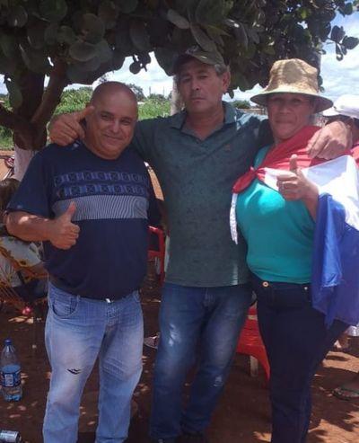 Intendentable participa de conmemoración de invasión de plaza pública en Pedro Juan Caballero