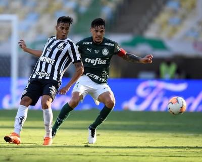 Gustavo Gómez hace historia en la Copa Libertadores