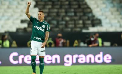 HOY / Marca su primer gol en la Copa y le da el título al Verdâo