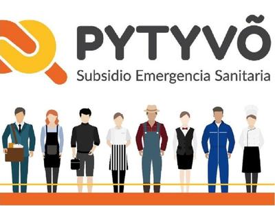 30 días para usar el tercer pago de Pytyvö 2.0