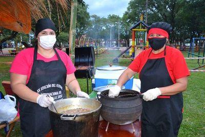 Festival del batiburrillo se realiza con éxito en San Juan, Misiones