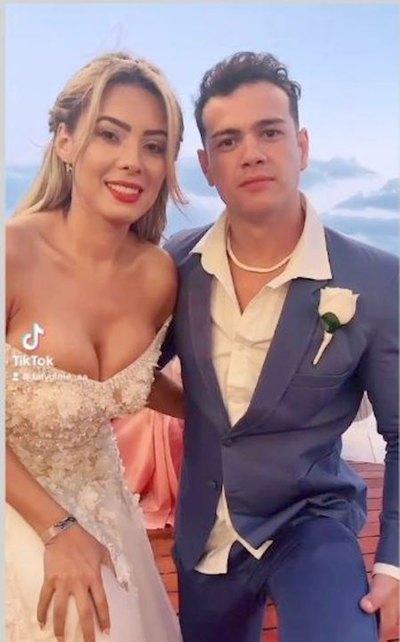 Crónica / LILI Y NICO ¡Se volvieron a casar en Cancún!
