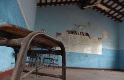 Escuelas no son aptas para recibir a población vulnerable