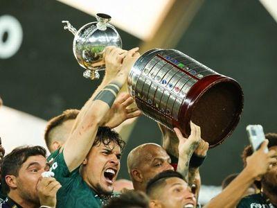 Gustavo Gómez dice que Palmeiras merecía el título por su campaña