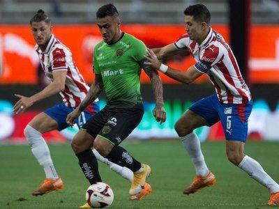 Juárez vence al Guadalajara con protagonismo total de Lezcano