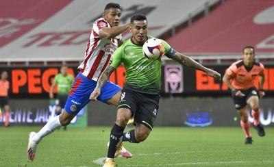 HOY / Juárez FC vence al Guadalajara con protagonismo de Darío Lezcano