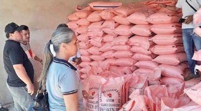 Tres años de cárcel para una mujer procesada por contrabando de 18 toneladas de azúcar