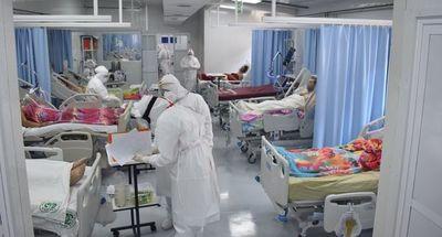 Covid-19: en siete días sumaron 5.575 nuevos casos y 101 fallecidos