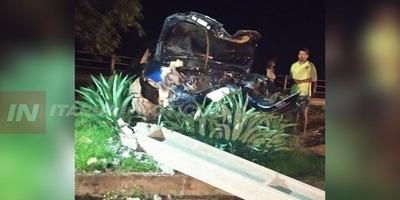 MOTOCICLISTA DE 16 AÑOS FALLECIÓ LUEGO DE ACCIDENTE EN CARMEN.