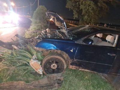 Adolescente muere arrollado en Costanera de Carmen del Paraná