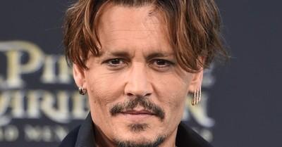 "Johnny Depp reveló un insólito trabajo que tuvo antes de ser famoso: ""Fue horrible"""