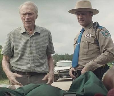 Clint Eastwood a sus 90 años no para