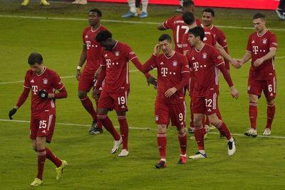 Bayern puede colocarse segundo en un palmarés dominado por Real Madrid