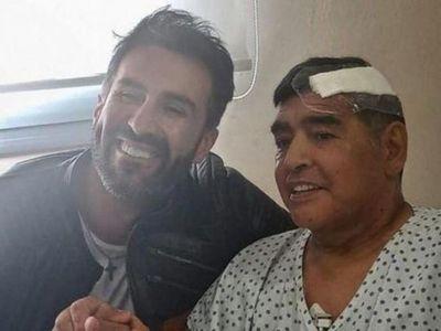 Indignante audio del médico de Maradona