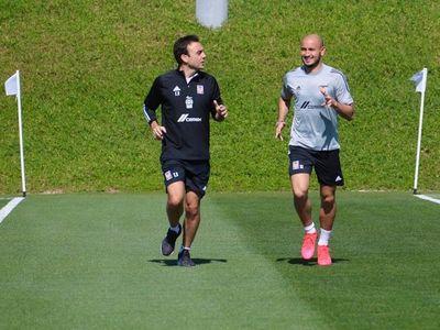 Carlos González, en proceso de recuperación para jugar el Mundial