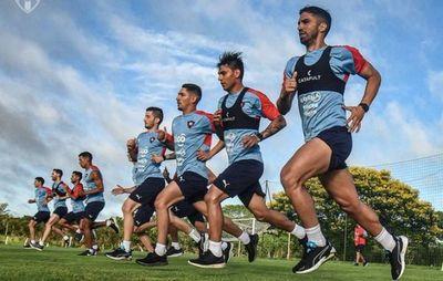 """La base intacta: Cerro Porteño arrancaría el Apertura con solo dos """"novedades"""""""