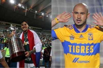 Gustavo Gómez y Carlos González, los representantes paraguayos en el Mundial de Clubes