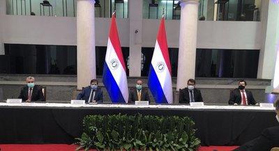 Cancillería recibe informe de mesa técnica para revisión del Anexo C de Itaipú
