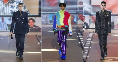 La Nación / Dolce & Gabbana se renueva con la generación Tik Tok