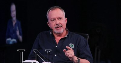 """La Nación / """"Era evidente que había un vaciamiento de los fondos del PLRA"""", dice Silva Facetti"""