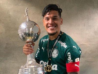 Gustavo Gómez alarga la tradición guaraní