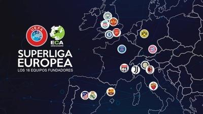 """HOY / Hinchas europeos rechazan la Superliga por ser """"impopular e ilegítimo"""""""