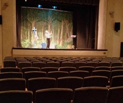 El teatro y su lenta recuperación