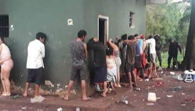 Demoran a 26 indigentes tras seguidilla de robos callejeros