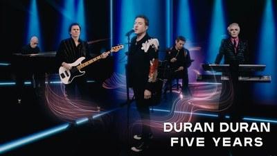 Duran Duran publicó el video oficial de «Five Years»