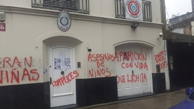 HOY / Nuevo ataque a sedes diplomáticas de Paraguay en Argentina