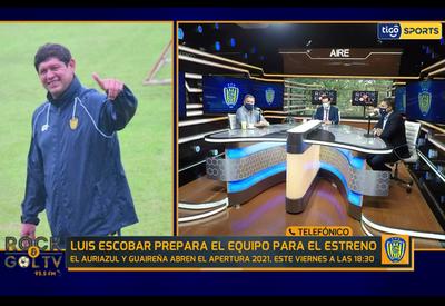 Rodrigo Castro es la última incorporación de Luqueño