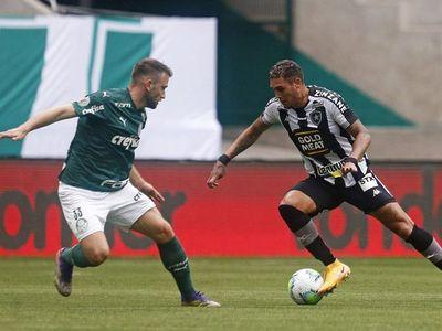 Palmeiras empata antes de viajar a Catar para Mundial de Clubes