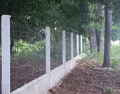 Carmelo Peralta: Denuncian irregularidades en obras de Comuna