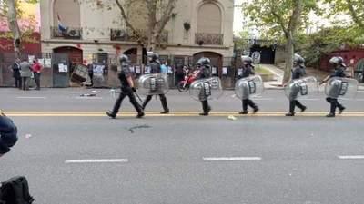 Nuevamente hubo ataques a embajada paraguaya y consulados en Argentina