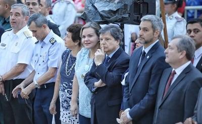 Repudian ataque sufrido por sede de embajada paraguaya en Buenos Aires